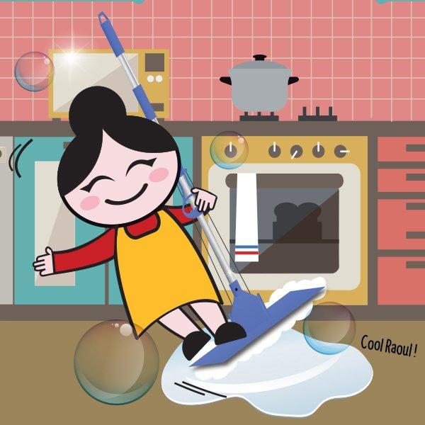 comment nettoyer une cuisine et enlever le gras avec du savon noir. Black Bedroom Furniture Sets. Home Design Ideas