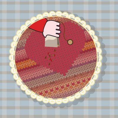Dégraisser la vaisselle avec des sachets de thé