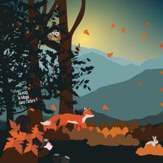 L'automne est là, vive l'automne !