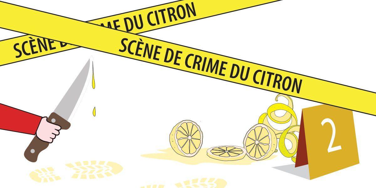 Tout est bon dans le citron: faites-lui la peau !