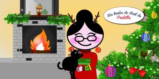 Les boules de Noël de Paulette