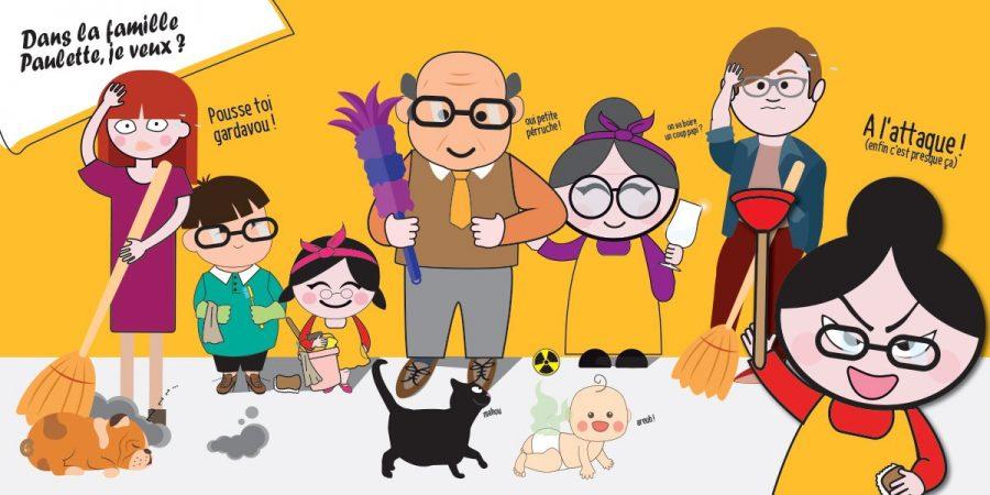 Ménage et Famille
